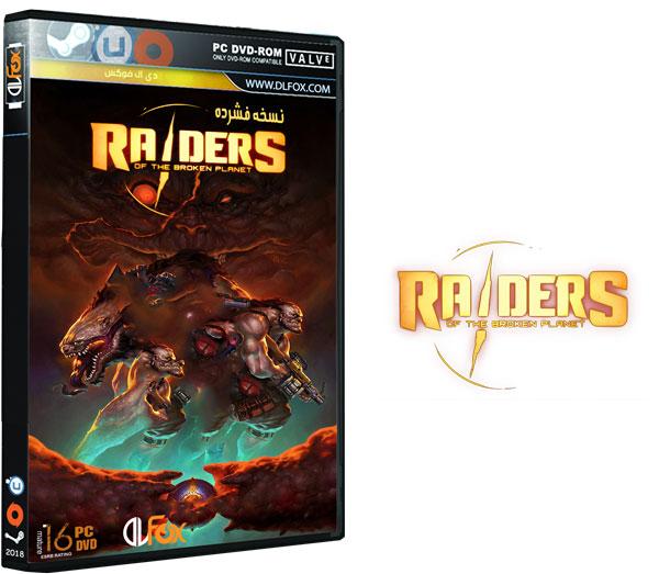 دانلود نسخه فشرده FitGirl بازی Raiders of the Broken Planet برای PC