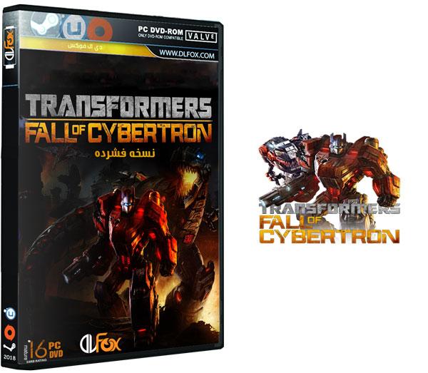 دانلود نسخه فشرده بازی Transformers: Fall of Cybertron برای PC