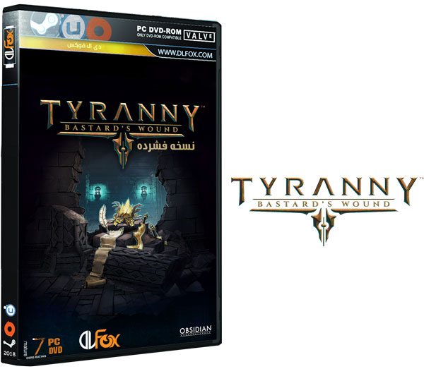 دانلود نسخه فشرده FitGirl بازی Tyranny – Bastard's Wound برای PC