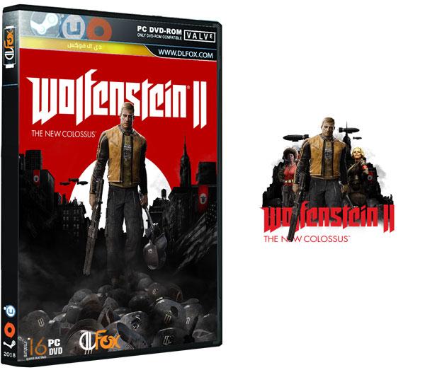 دانلود نسخه فشرده COREPACK بازی Wolfenstein II: The New Colossus برای PC