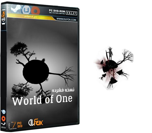 دانلود نسخه فشرده بازی World of One برای PC