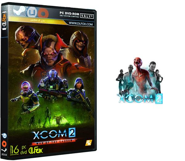 دانلود نسخه فشرده FitGirl بازی XCOM 2 : War of the Chosen برای PC