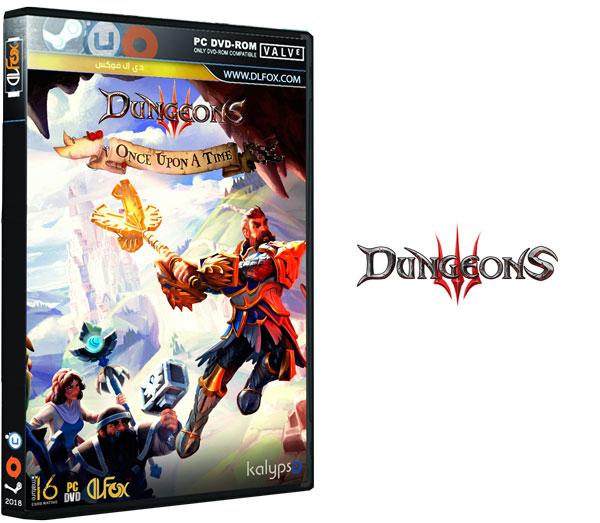 دانلود نسخه فشرده بازی Dungeons 3 برای PC