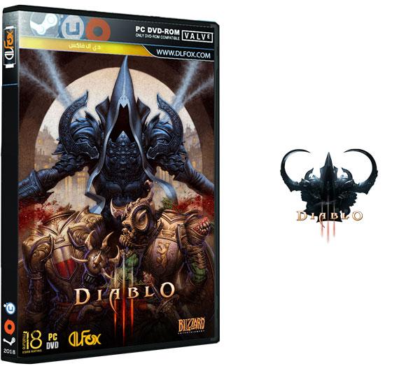 دانلود نسخه نهایی بازی Diablo III برای PC