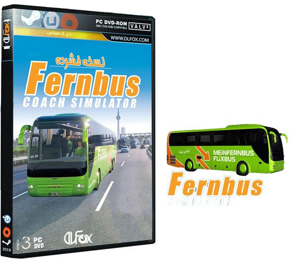 دانلود نسخه فشرده بازی Fernbus Simulator برای PC
