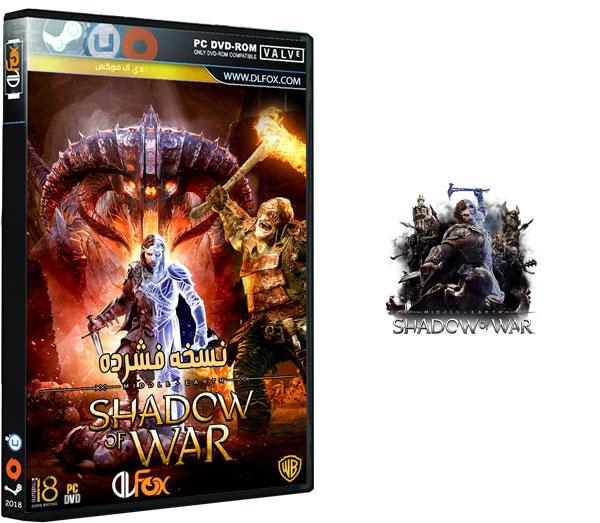 دانلود نسخه فشرده آنلاین بازی Middle-earth:Shadow of War برای PC