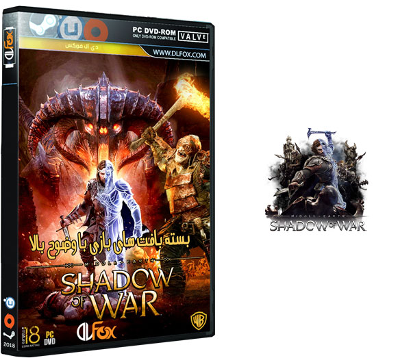 دانلود نسخه فشرده HD TEXTURE بازی Middle-earth:Shadow of War برای PC
