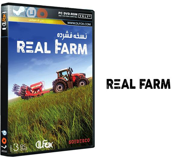 دانلود نسخه فشرده بازی Real Farm برای PC