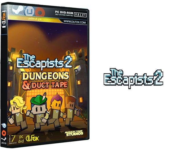 دانلود نسخه فشرده بازی The Escapists 2 برای PC