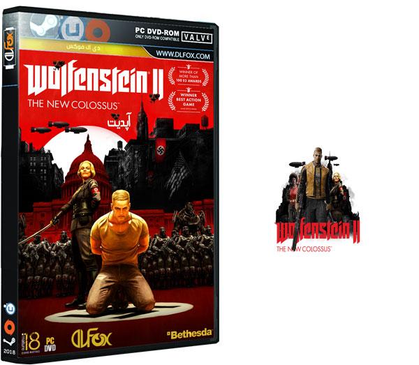 دانلود آپدیت بازی WII: The New Colossus برای PC