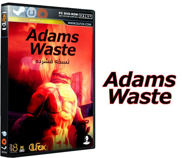 دانلود نسخه فشرده بازی Adam Waste برای PC