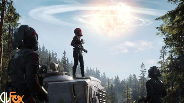 دانلود نسخه فشرده FitGirl بازی Star Wars: Battlefront II برای PC
