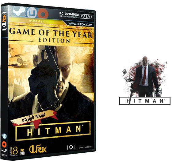 دانلود فشرده COREPACK بازی Hitman: Game of the Year Edition برای PC