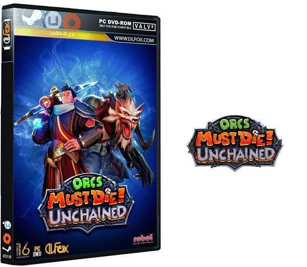 دانلود بازی Orcs Must Die! Unchained برای PC