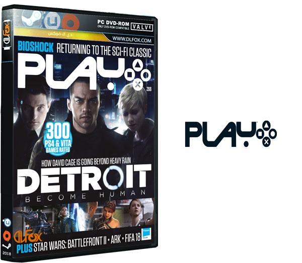 دانلود مجله Play UK – Issue 288, December 2017