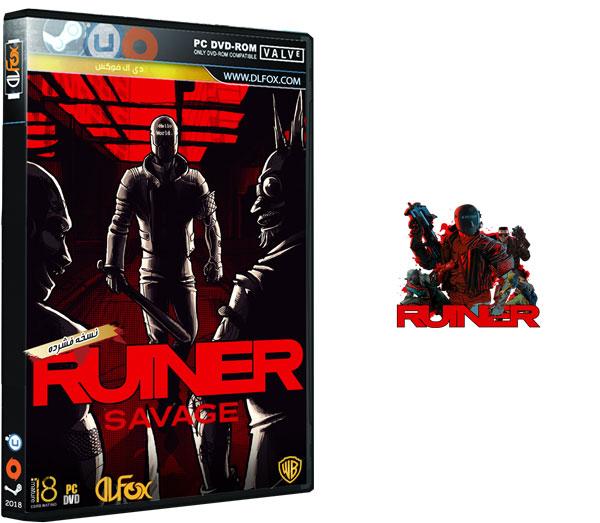 دانلود نسخه فشرده بازی RUINER Savage برای PC
