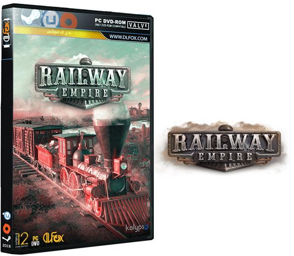 دانلود نسخه فشرده بازی Railway Empire برای PC