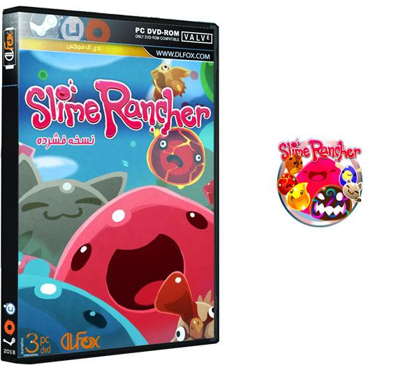 دانلود نسخه فشرده بازی Slime Rancher برای PC