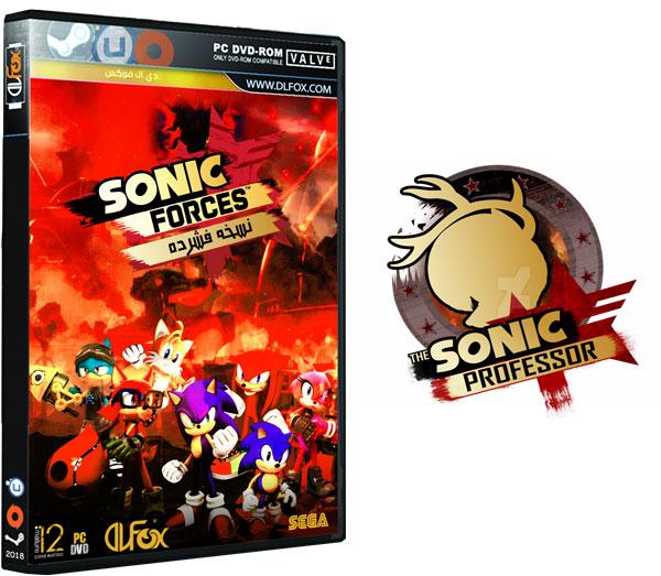 دانلود نسخه فشرده بازی Sonic Forces برای PC