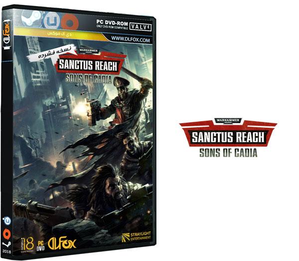 دانلود نسخه فشرده بازی WARHAMMER 40.000 SANCTUS REACH برای PC
