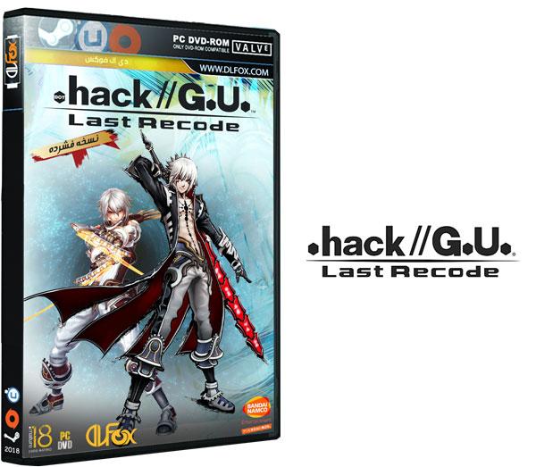 دانلود نسخه فشرده بازی hack//G.U. Last Recode برای PC