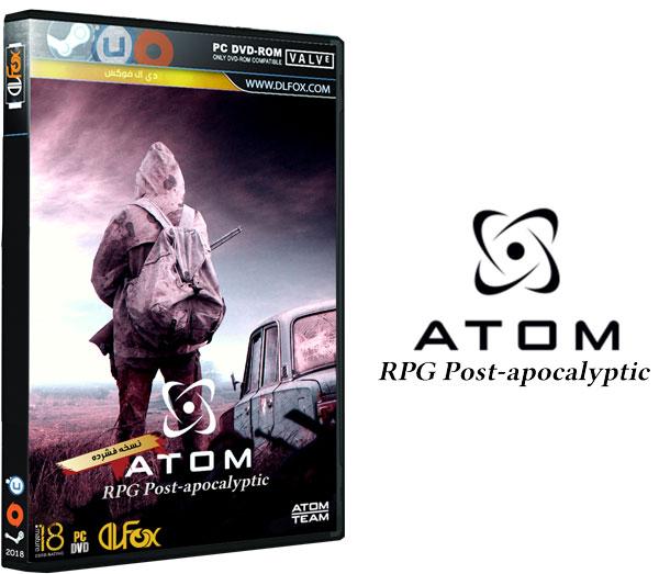 دانلود نسخه فشرده بازی ATOM RPG 2017 برای PC