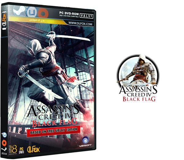 دانلود نسخه آنلاین بازی Assassins Creed IV Black Flag برای PC