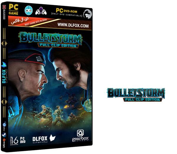 دانلود نسخه فشرده بازی BULLETSTORM: FULL CLIP EDITION برای PC