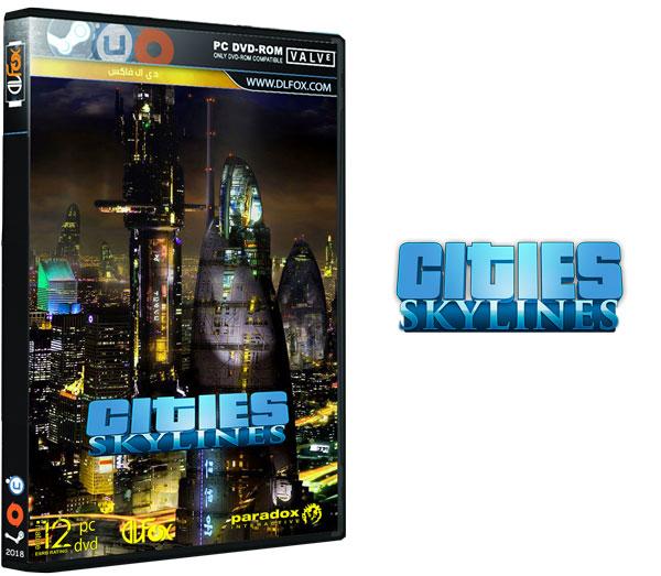 دانلود نسخه فشرده CorePack بازی CITIES: SKYLINES برای PC