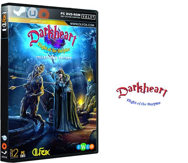 دانلود بازی Darkheart Flight of The Harpies Collectors Edition برای PC