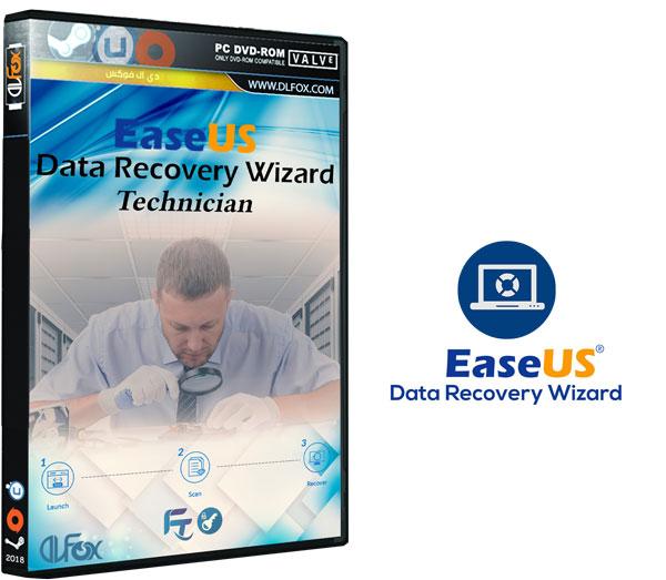آموزش بازگردانی اطلاعات EASEUS DATA RECOVERY WIZARD