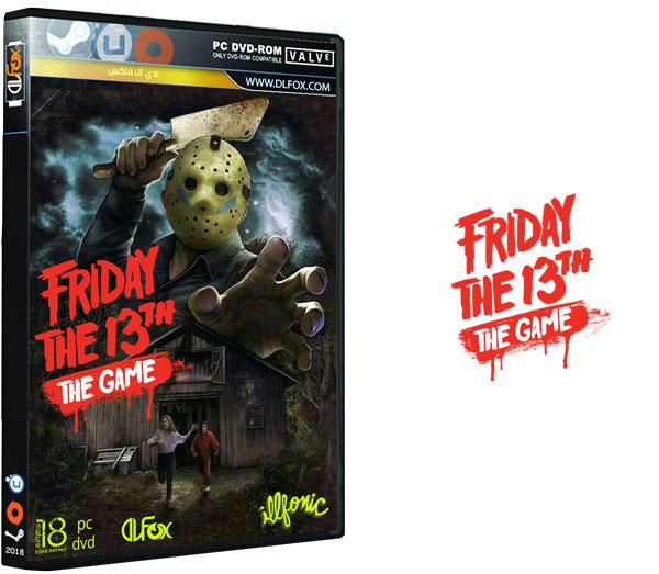 دانلود نسخه فشرده بازی Friday the 13th:The Game برای PC