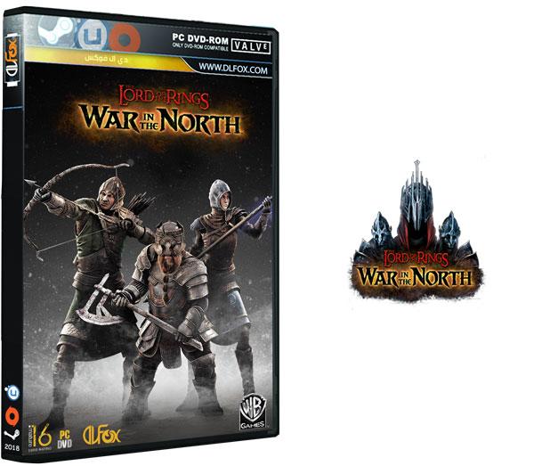 دانلود نسخه فشرده بازی Lord of the Rings: War in the North برای PC