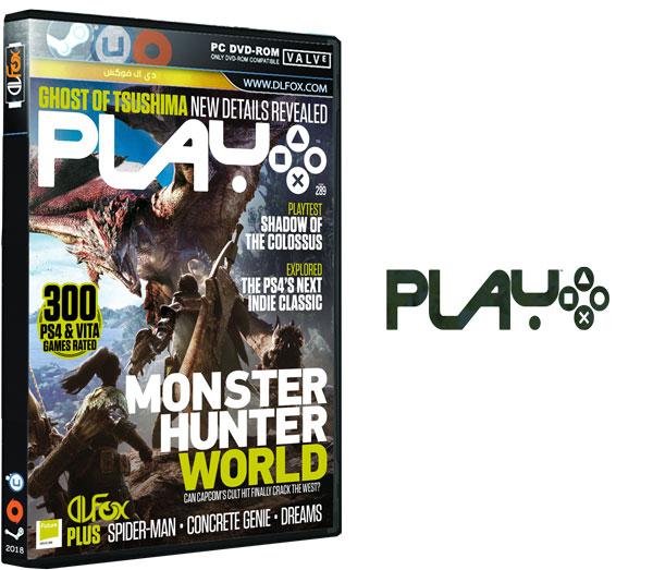 دانلود مجله Play UK – Issue 289 2018