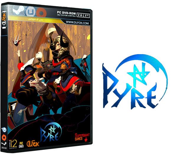 دانلود نسخه فشرده بازی Pyre برای PC