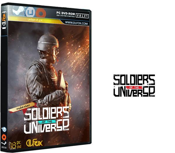 دانلود نسخه فشرده بازی Soldiers of the Universe برای PC