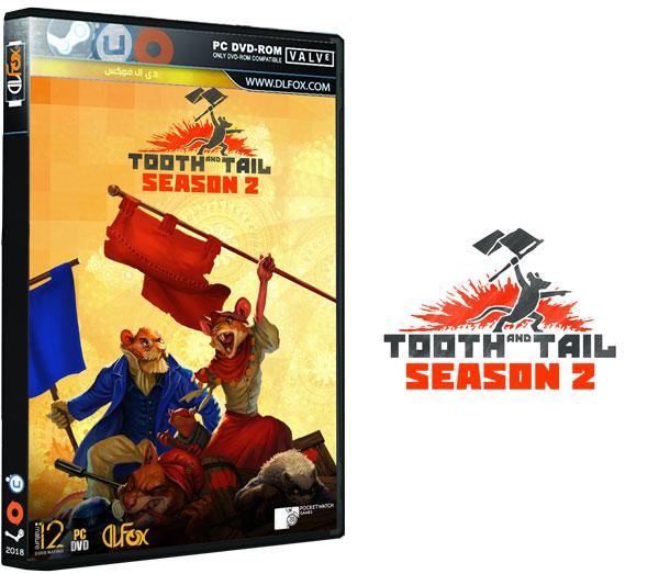 دانلود بازی Tooth and Tail برای PC