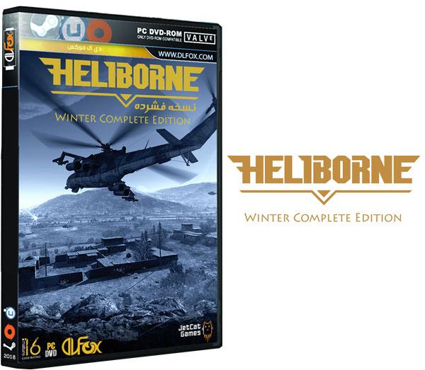 دانلود نسخه فشرده بازی Heliborne Winter Complete Edition برای PC