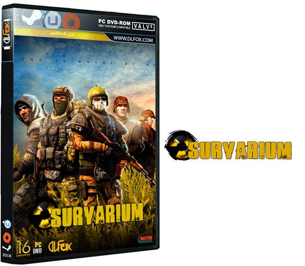 دانلود نسخه نهایی بازی Survarium برای PC