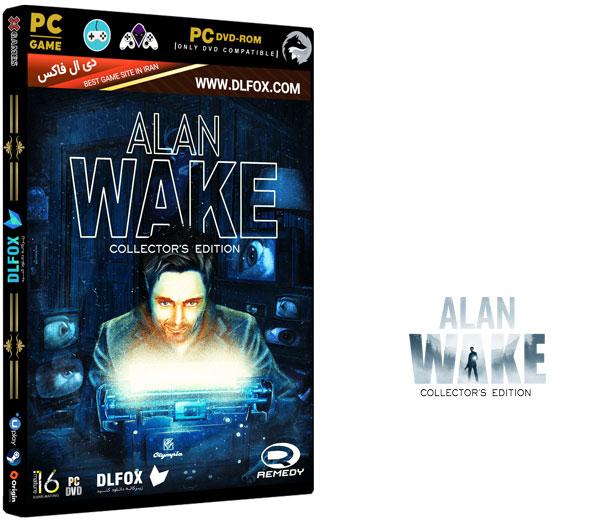 دانلود نسخه فشرده بازی ALAN WAKE: COLLECTORS EDITION برای PC