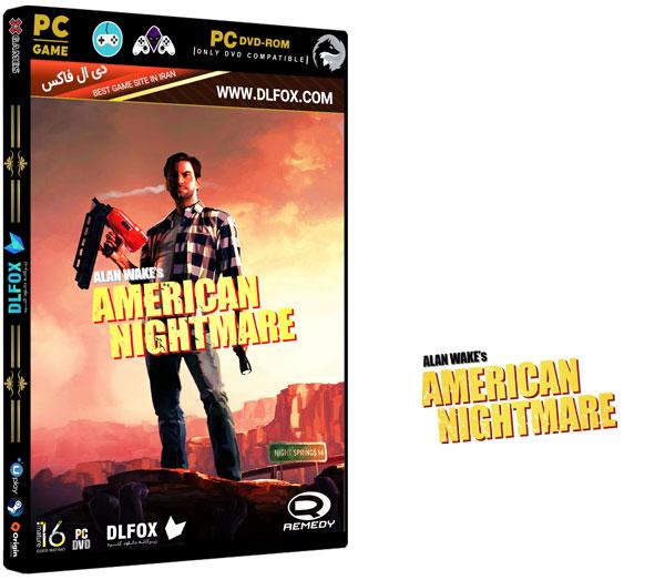 دانلود نسخه فشرده بازی ALAN WAKES AMERICAN NIGHTMARE برای PC