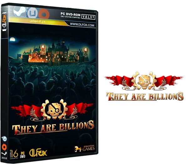 دانلود نسخه فشرده بازی They Are Billions برای PC