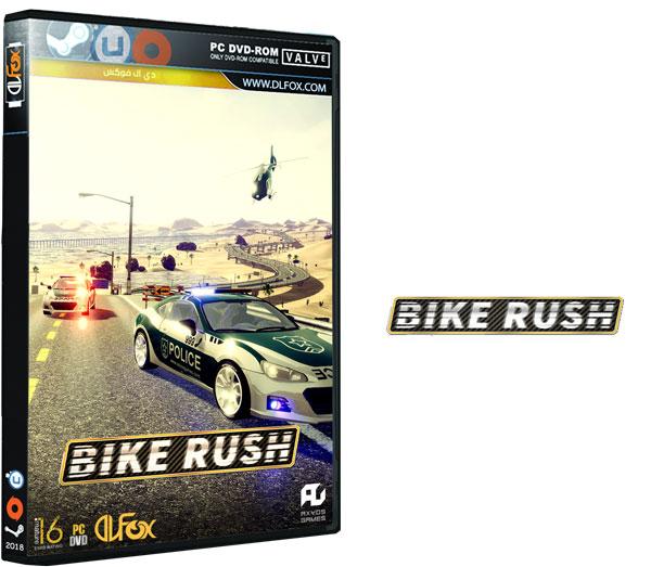 دانلود نسخه فشرده بازی Bike Rush برای PC