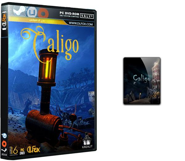 دانلود نسخه فشرده بازی Caligo برای PC