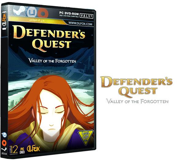 دانلود نسخه فشرده بازی Defenders Quest: Valley of the Forgotten برای PC