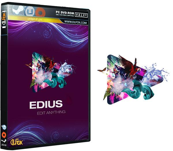 دانلود برنامه میکس فیلم EDIUS Pro برای PC