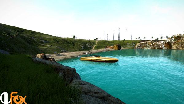 دانلود نسخه فشرده بازی Ultimate Fishing Simulator برای PC