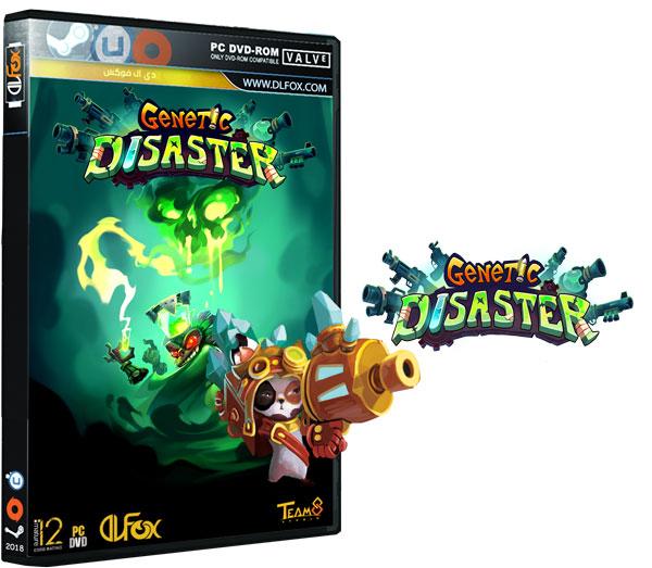 دانلود نسخه فشرده بازی Genetic Disaster برای PC