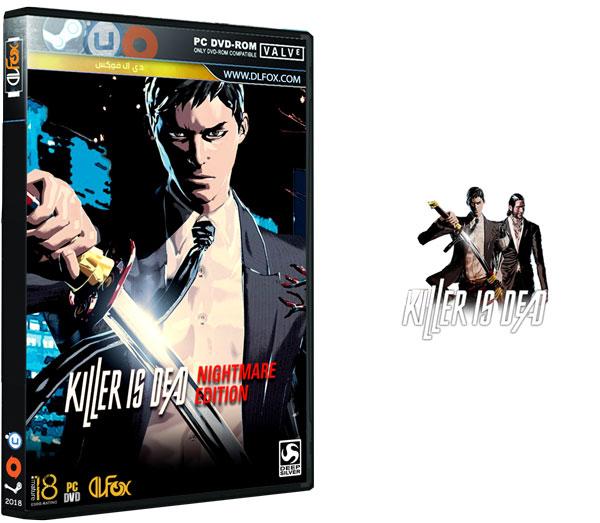 دانلود نسخه فشرده بازی Killer is Dead برای PC