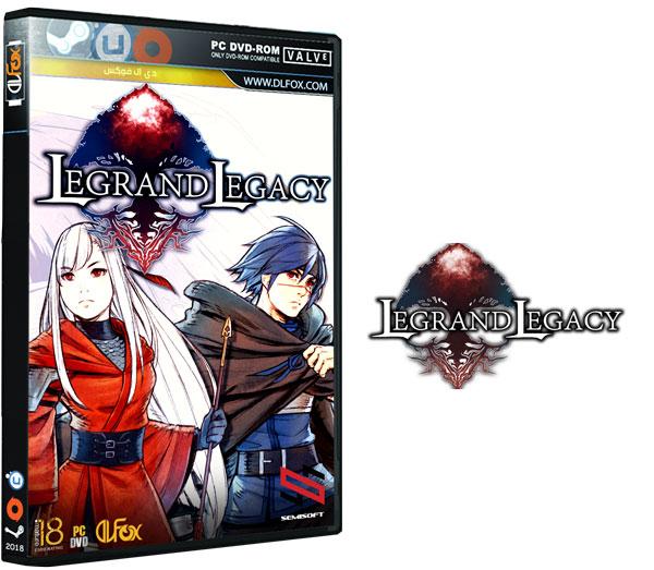 دانلود نسخه فشرده بازی Legrand Legacy برای PC